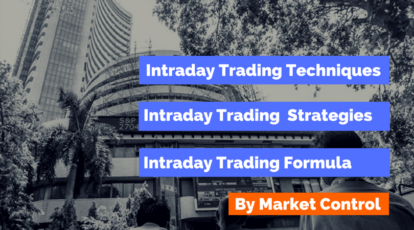 Intraday Trading Techniques